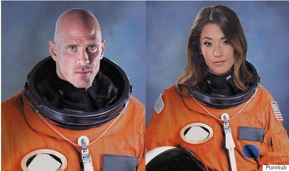 Space Pornofilme