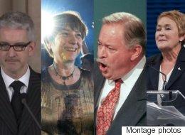 Ces discours qui ont fait vibrer le Québec souverain (PHOTOS)
