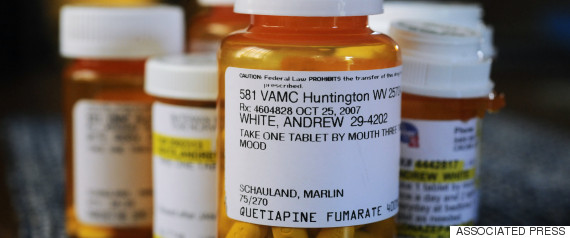 Veterans Can Get All Of These Prescription Drugs To Treat