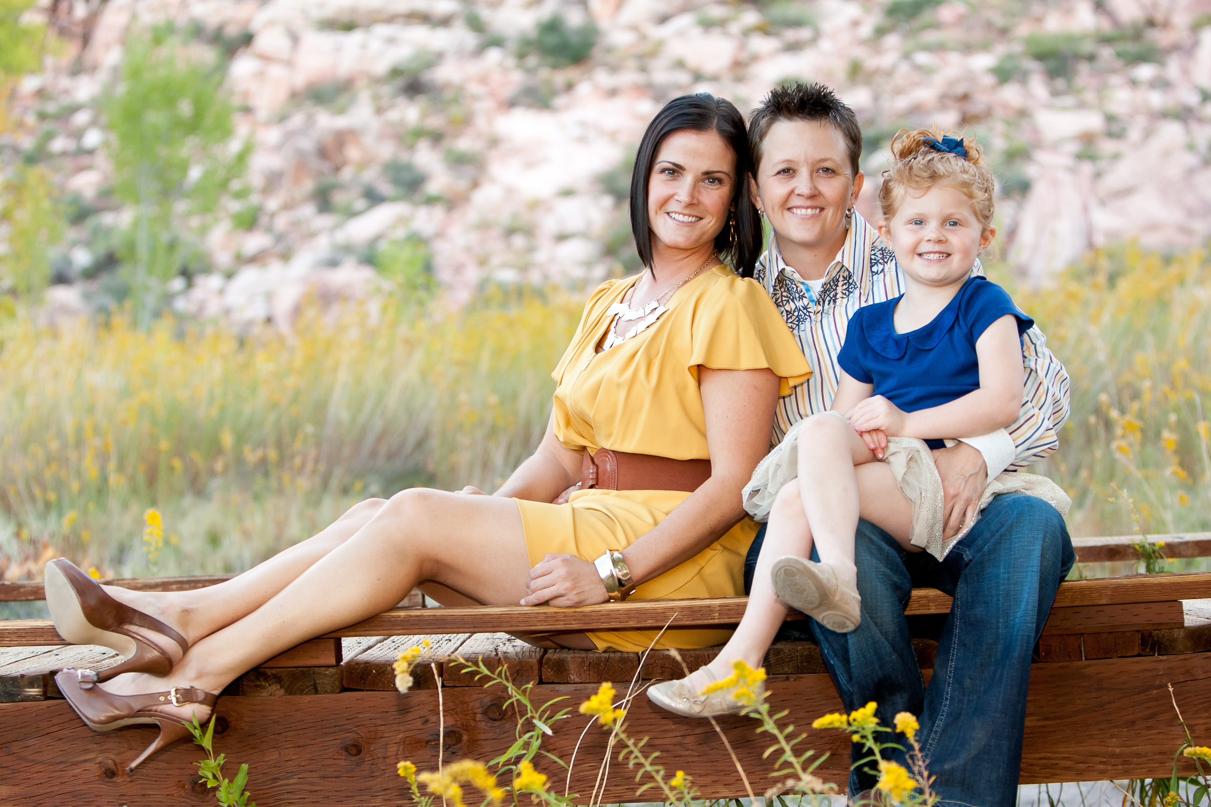 6 families who nailed color coordinated portraits huffpost life
