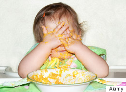 4 Really Really Gross Things That Are More Acceptable When YOUR Toddler Does Them