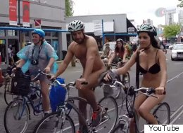 Naked Bike Rides Are Rolling Back Into B.C.