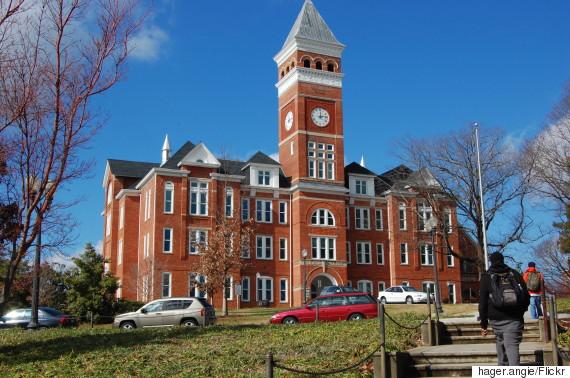 Tillman Hall at Clemson