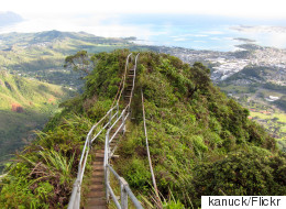 Hawaii's Iconic 'Stairway to Heaven' Hike Might Finally Be Coming Down