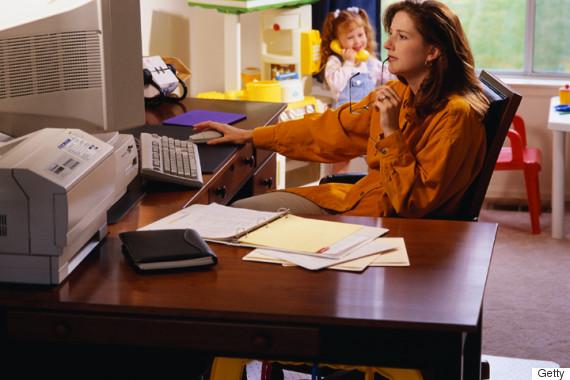 parents working