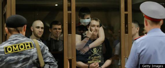 RUSSIAN NEO NAZIS JAILED