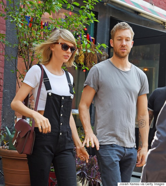 calvin and taylor relationship goals