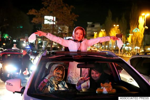 iran celebrate nuclear