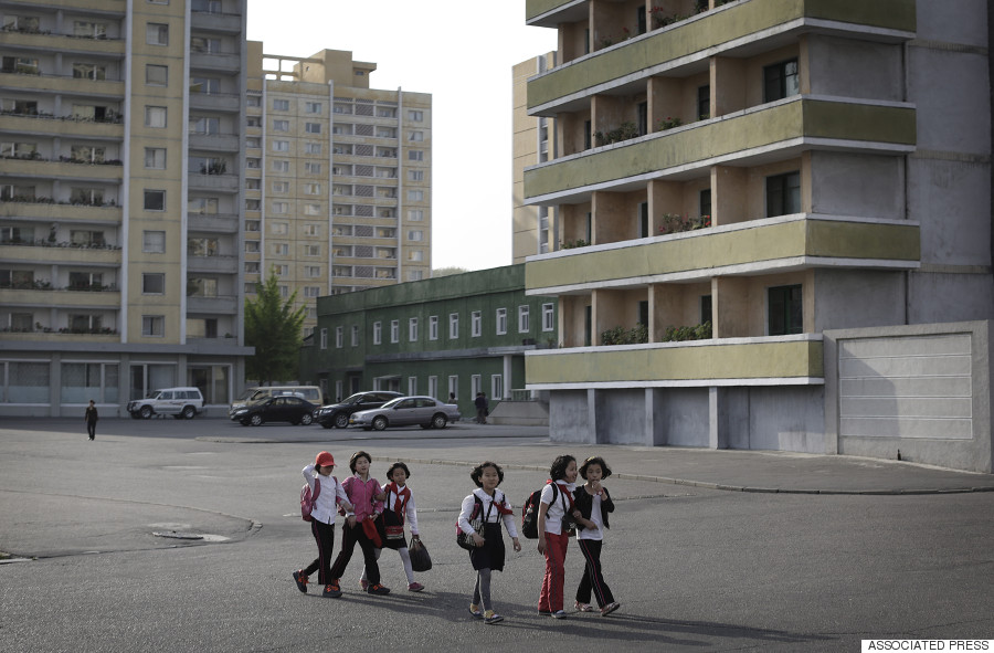 Stunning Photos Document Life In North Korea's Secluded ...