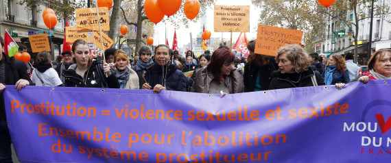 MANIF PROSTITUTION