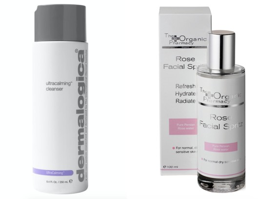 For facial cleanser for rosacea exceed
