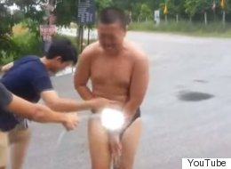 WATCH: Man Puts Fire Ants All Over His Junk; Instantly Regrets It