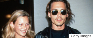 JOHNNY DEPP KATE MOSS