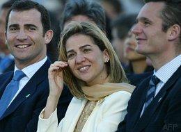 La infanta Cristina deja de ser Duquesa de Palma