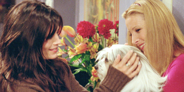 11 Things You Didn't Know About 'Friends'