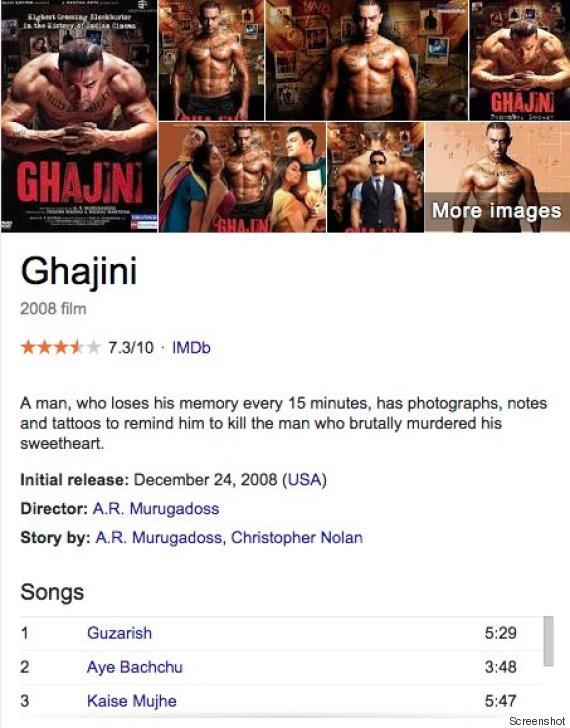 aamir khan ghajini