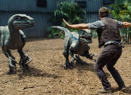 Chris Pratt Shares The Cutest 'Jurassic World' Re-Creation Yet