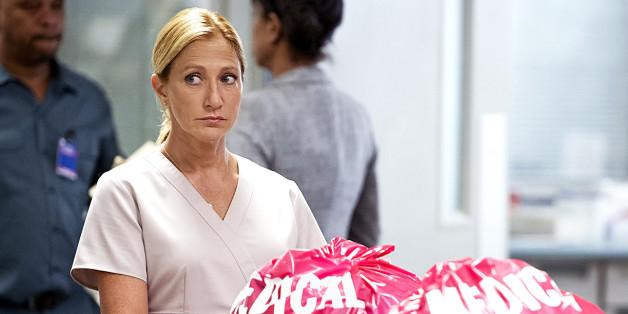 watch the nurse jackie cast recall their favorite