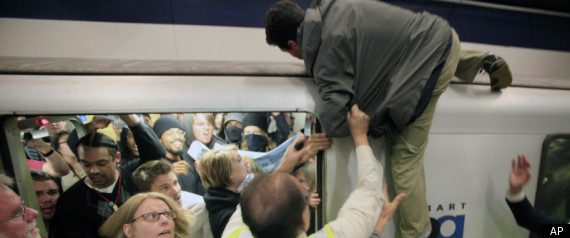 BART PROTEST
