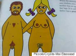 Creepy 'How A Baby Is Made' Book From 1975 Will Leave You #Traumatised