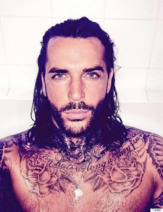 Towie s peter wicks 72 shameless selfies of the essex new boy the