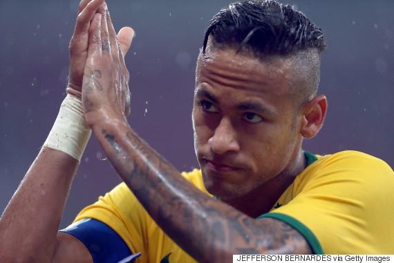 neymar copa america