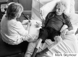 Stunning Images Capture What It's Like To Love Someone With Dementia