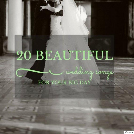 Popular Wedding Songs 2015