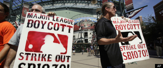 All Star Game Protesters