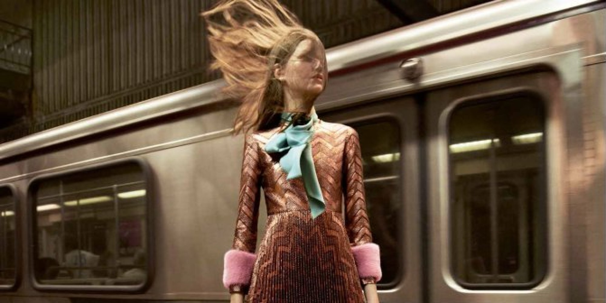 The Gucci Fall 2015 Campaign Is Alessandro Michele's First ...