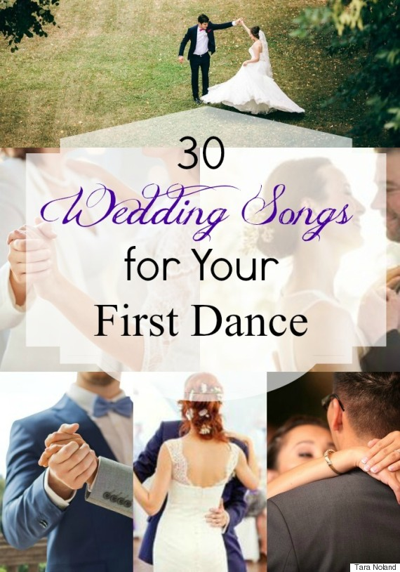 Wedding Songs 30 Awesome First Dance Tracks For The Bride And Groom