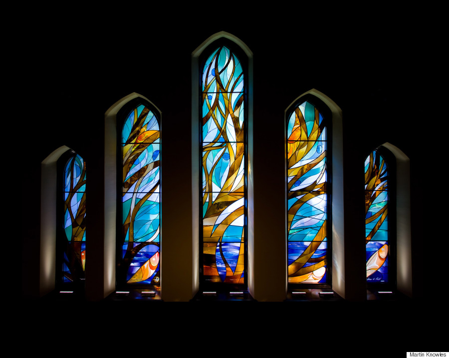 susan point church window