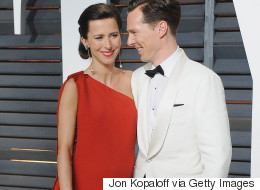 Benedict Cumberbatch Is A Father For The First Time