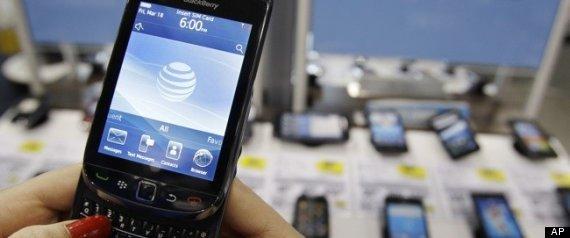 BLACKBERRY PHONE DELAY