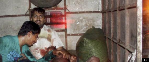 MUMBAI EXPLOSIONS