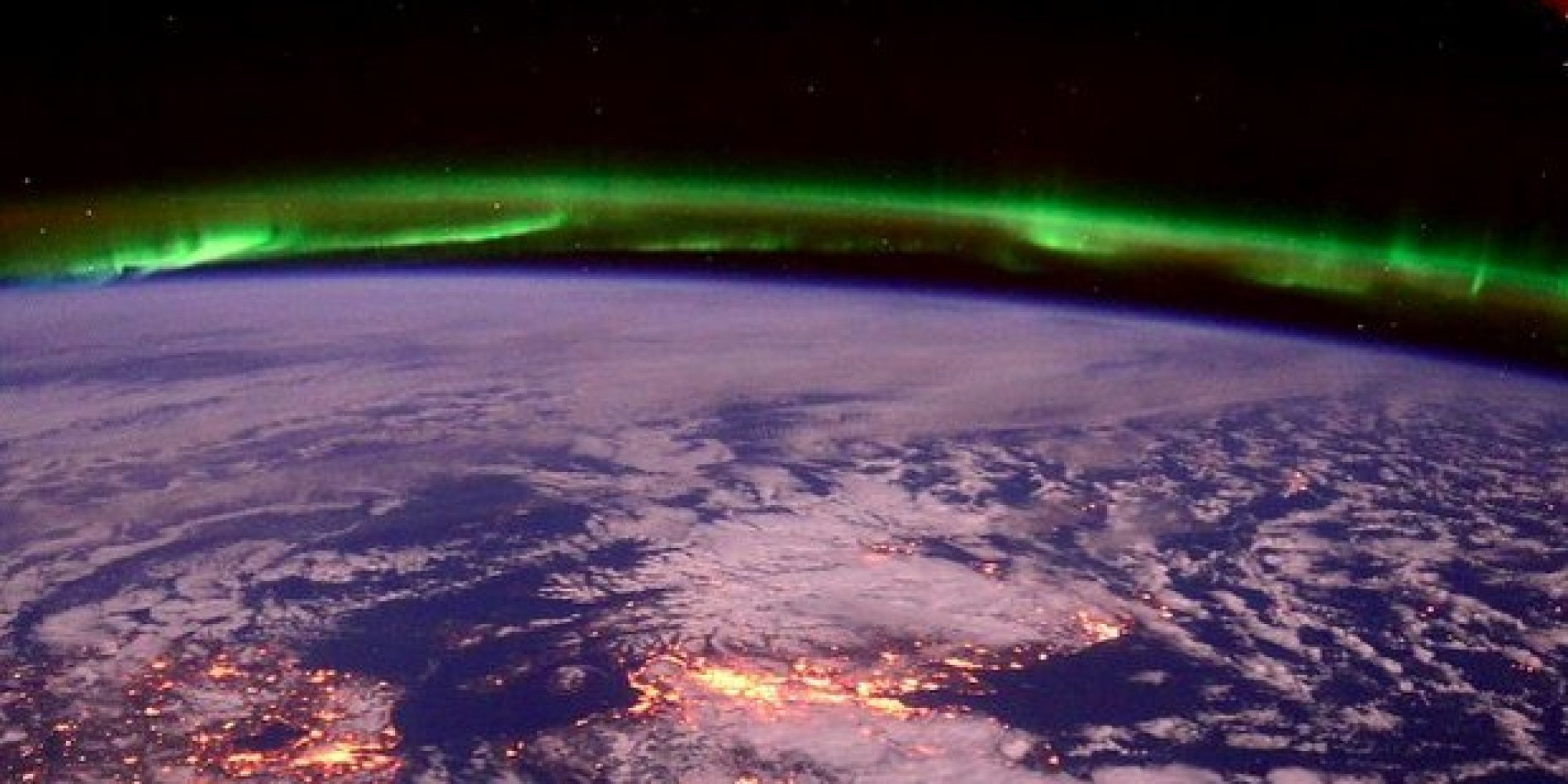 Astronaut Terry Virts Captured Breathtaking Photos, Video ...