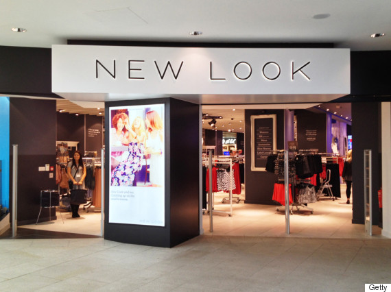 new look shop