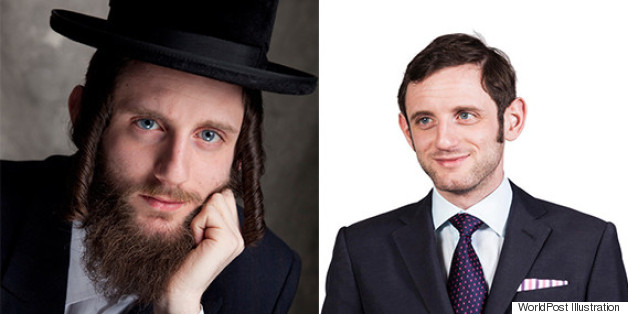 How I Escaped Hasidic Judaism and Went From Living on the Streets to Being a Hollywood Actor
