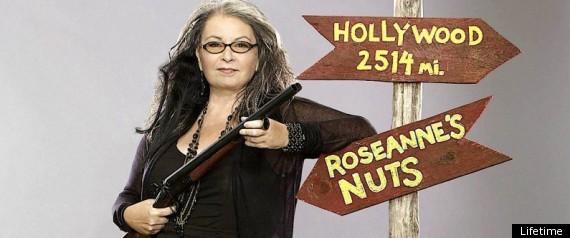 ROSEANNE BARR NUTS