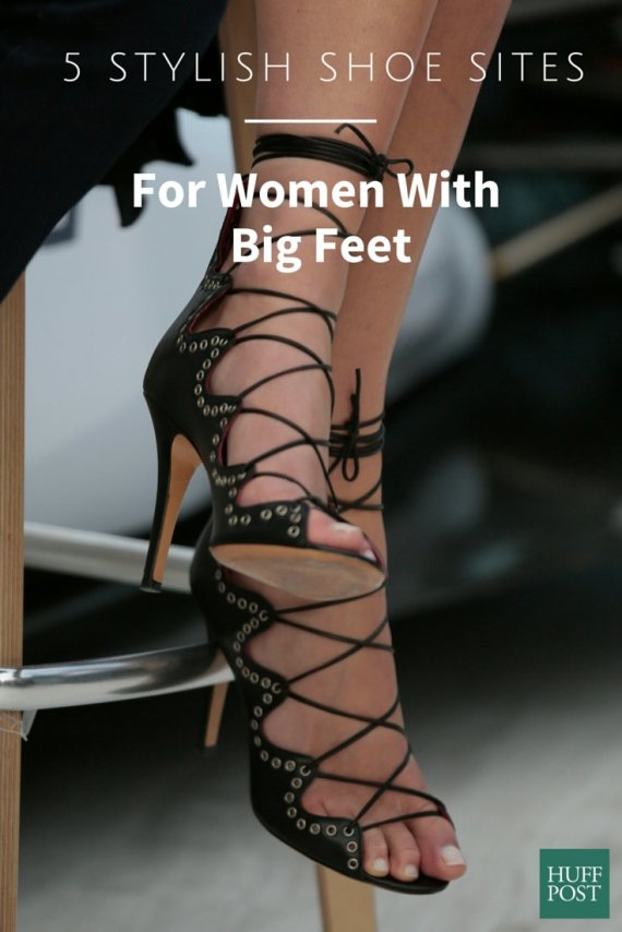 shoes for large feet ladies