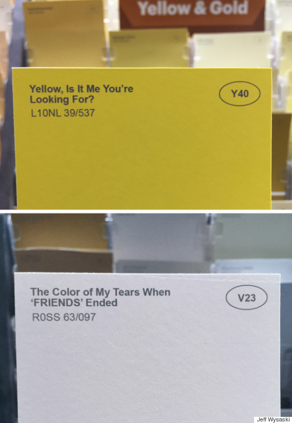 These Hilarious Fake Paint Names Make Home Decor Way More Fun | HuffPost
