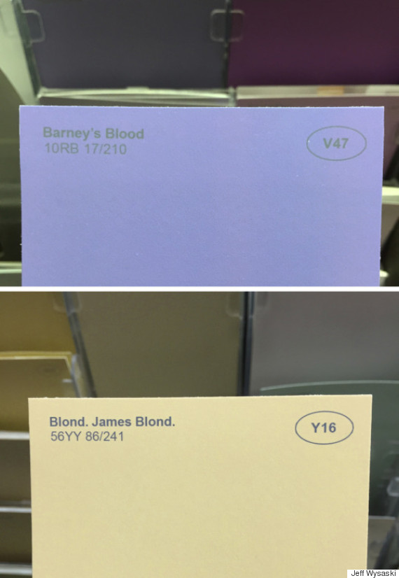 scroll through the rest of the paint labels below and be sure to check
