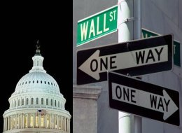 Wall Street Debt Ceiling Debate