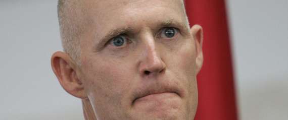 RICK SCOTT APPROVAL RATING