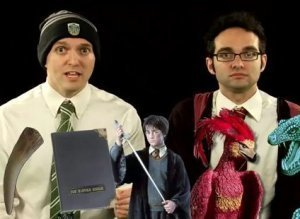 Fine Bros Harry Potter