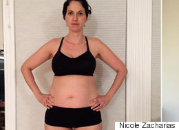Home Workouts Helped This Woman Lose 27 Pounds In 3.5 Months