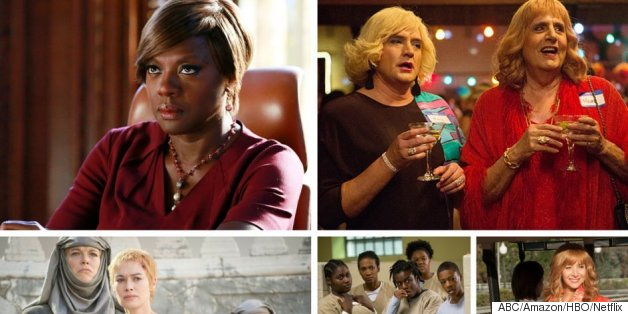 What This Year's Emmy Nominations Should Look Like