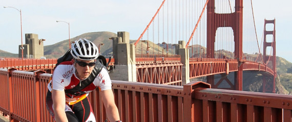 GG BRIDGE BIKER