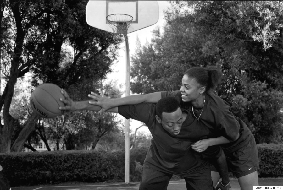 Love And Basketball Quotes Simple Double Or Nothing An Oral History Of 'Love Basketball' HuffPost