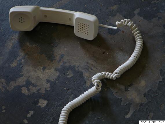 phone landline